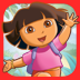 Dora the Explorer Coloring Adventures! Icon