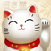 Lucky Cat With Daily Fortune – Maneki Neko – 招き猫 Icon