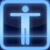 Airport Body Scanner Icon