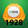 iOSHA 1928 e-Reference Icon