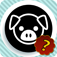 Swine Flu Prank Scanner Icon