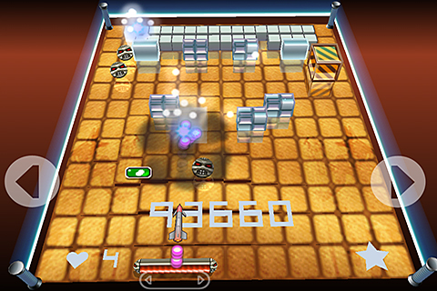 Monster 3D Brick Breaker Revolution Free Screenshot