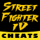 Cheats for Street Fighter 4