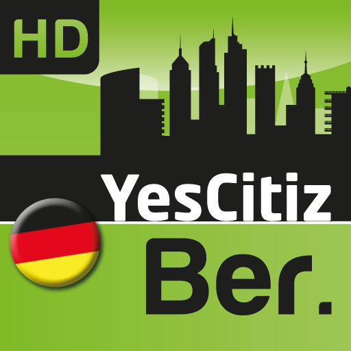 YesCitiz Berlin for iPad