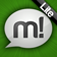 Messagey Lite – send SMS, MMS for free! Fast and easy texting. Icon