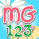 MathGirl Number Garden Icon