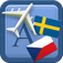 Traveller Dictionary and Phrasebook Swedish – Czech Icon