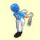 Power Homerun Icon