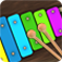 Xylophone Instrument Icon