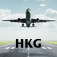 Hong Kong Flight Tracker