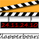 Clapperboard / Clapboard Slate Icon
