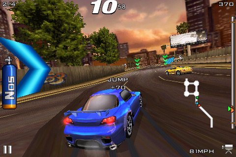 Fast & Furious The Game Screenshot