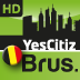 YesCitiz Brussels for iPad