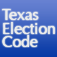 Texas Election Code Icon