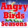 ULTD For Angry Birds Seasons - Full Levels Walkthrough