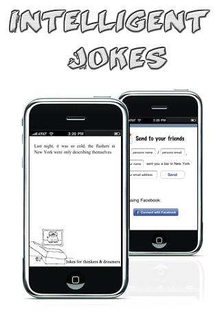 iPad Image of Intelligent Jokes