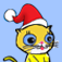 Hungry Cat – X'mas Special Icon