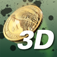 Heads or Tails 3D Icon