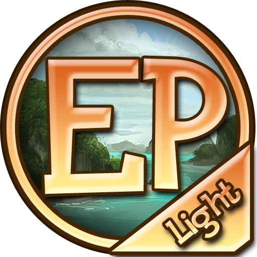 Escape To Paradise Light Icon