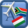 Traveller Dictionary and Phrasebook Afrikaans – Hungarian Icon