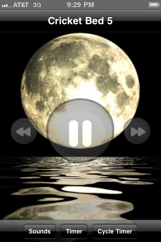 Image of Nature Sounds for iPhone