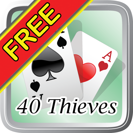 Forty Thieves Solitaire Games Free