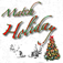 2010 Match Holiday Free App for Kids Icon
