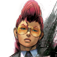 C. Viper Street Fighter IV Official Strategy Icon