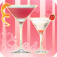 Festive Holiday Cocktails Icon
