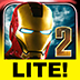 Iron Man 2 for iPad LITE Icon