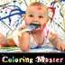 Coloring  Master – Alphabet Series Icon