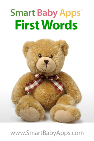 Image of My First Words - Flashcards by Smart Baby Apps for iPhone