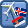 Traveller Dictionary and Phrasebook Icelandic – Serbian Icon