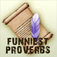 Fun Proverbs Icon