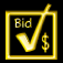 Bid Estimate Icon