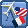 Traveller Dictionary and Phrasebook US English – French Icon