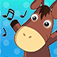the Town Musicians of Bremen – Interactive eBook & Story Creator Icon