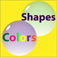 Colors Shapes Icon