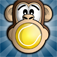 Monkey Tennis Icon