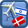 Traveller Dictionary and Phrasebook Hebrew – Danish Icon