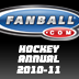 Fanball.com Fantasy Hockey Annual Guide Magazine 2010