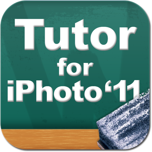 Tutor for iPhoto '11 Icon