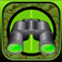 Military Night Vision – ATN – Lens – Binoculars Icon