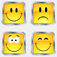 3D Emoticons+Emoji  for creative MMS,Facebook,Twitter, Email, IM!(FREE) Icon