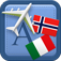 Traveller Dictionary and Phrasebook Norwegian – Italian Icon