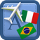 Traveller Dictionary and Phrasebook Italian – Brazilian Icon