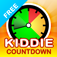 Kiddie Countdown – Activity Timer (Free) Icon