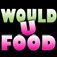 Food Would U Icon