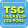 Truck Stop Coupons Icon