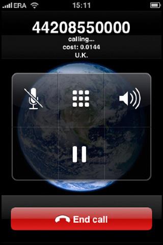iPad Image of PointsPhone Mobile